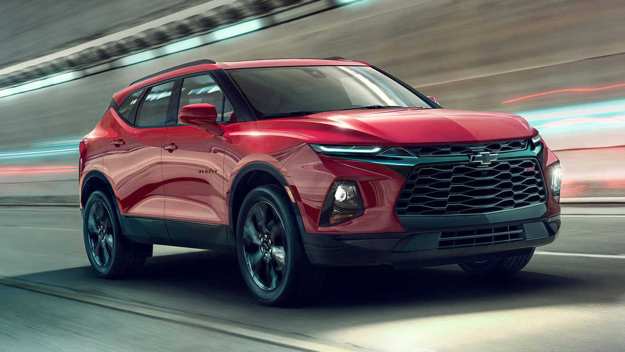 8 Reasons Why the New Chevy Blazer Is More Than It Looks