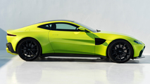 Toe-to-Toe: The New Aston Martin Vantage