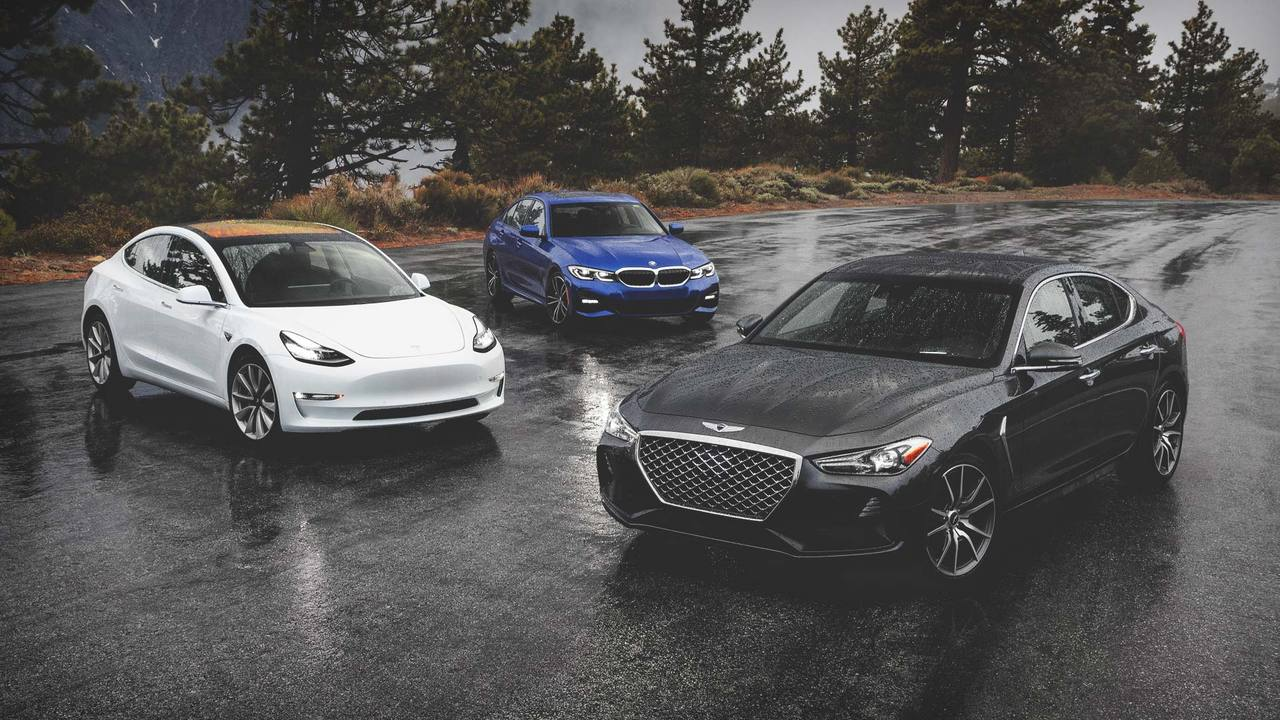 The Breakdown: How Did We Choose the Best $50K Sports Sedan?