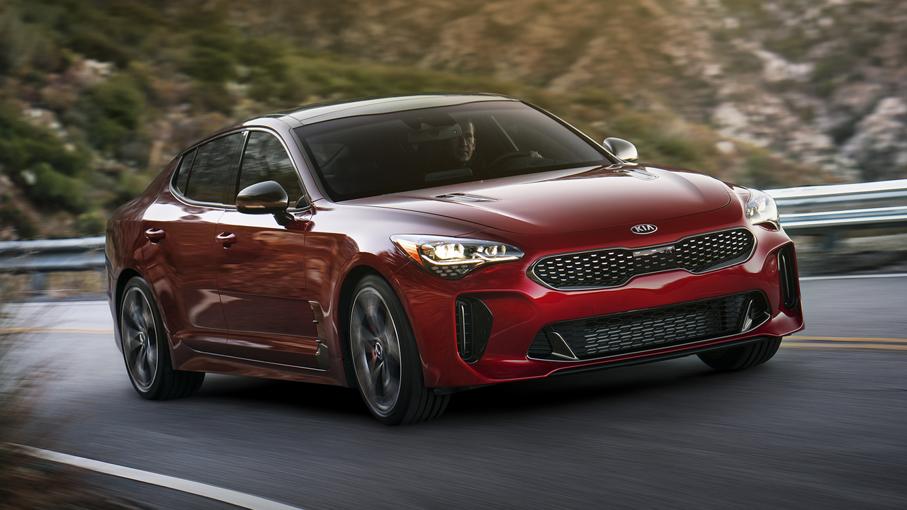 7 Reasons Why the Kia Stinger Is a True Sports Sedan