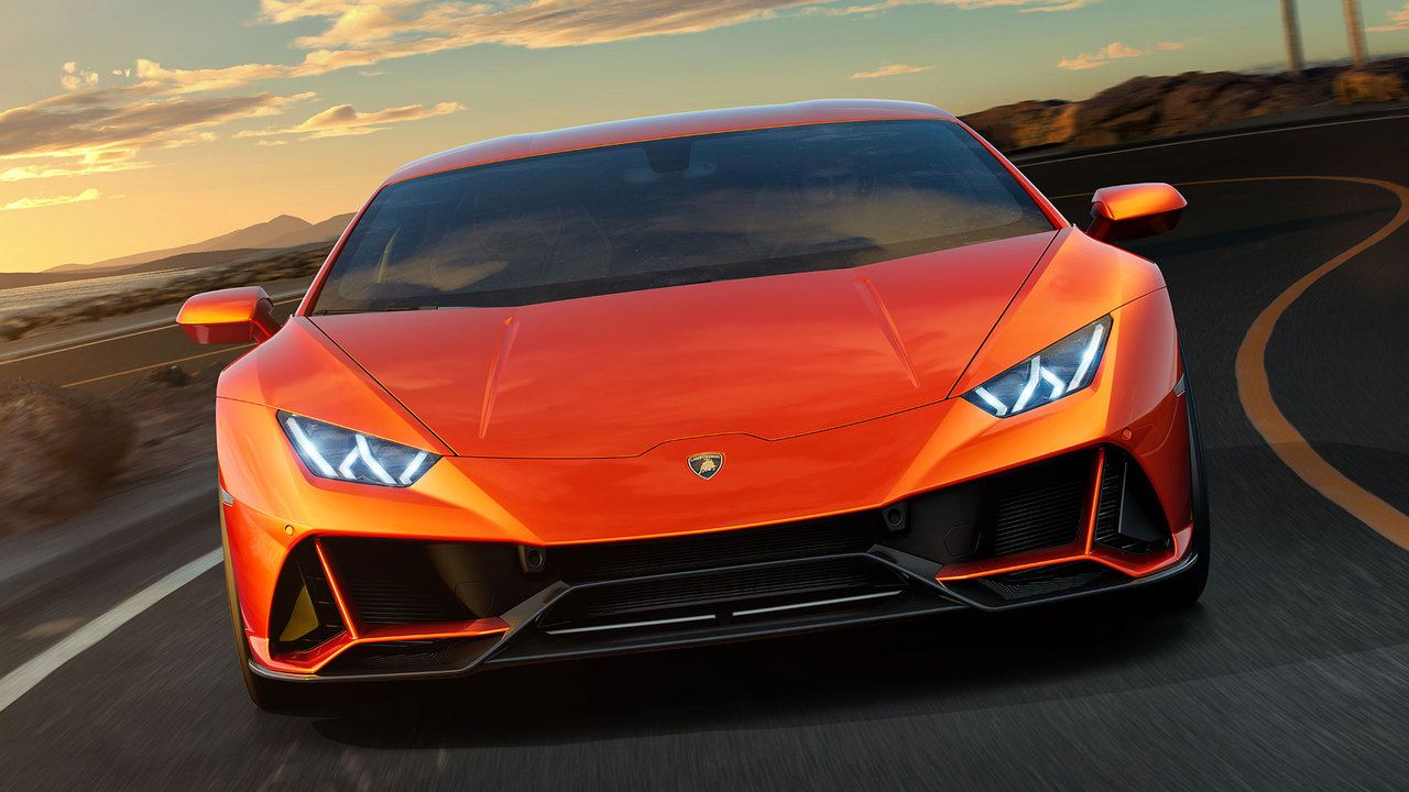 2020 Lamborghini Huracan Reviews Research Huracan Prices Specs Motortrend