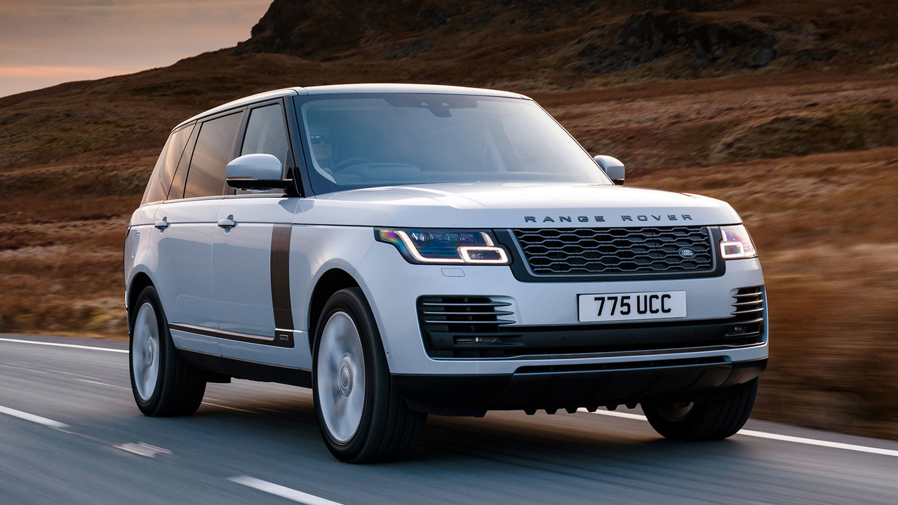 Behind the Wheel: Driving the First-Ever Plug-In Range Rover