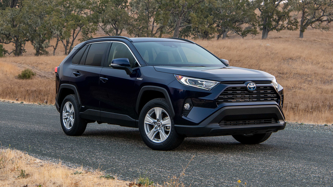 From the Pressroom: the 2019 Toyota RAV4 Hybrid