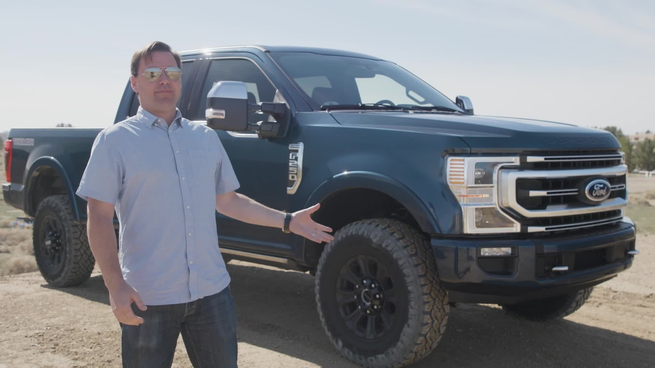 Need to Know: 2020 Ford F-250 Tremor