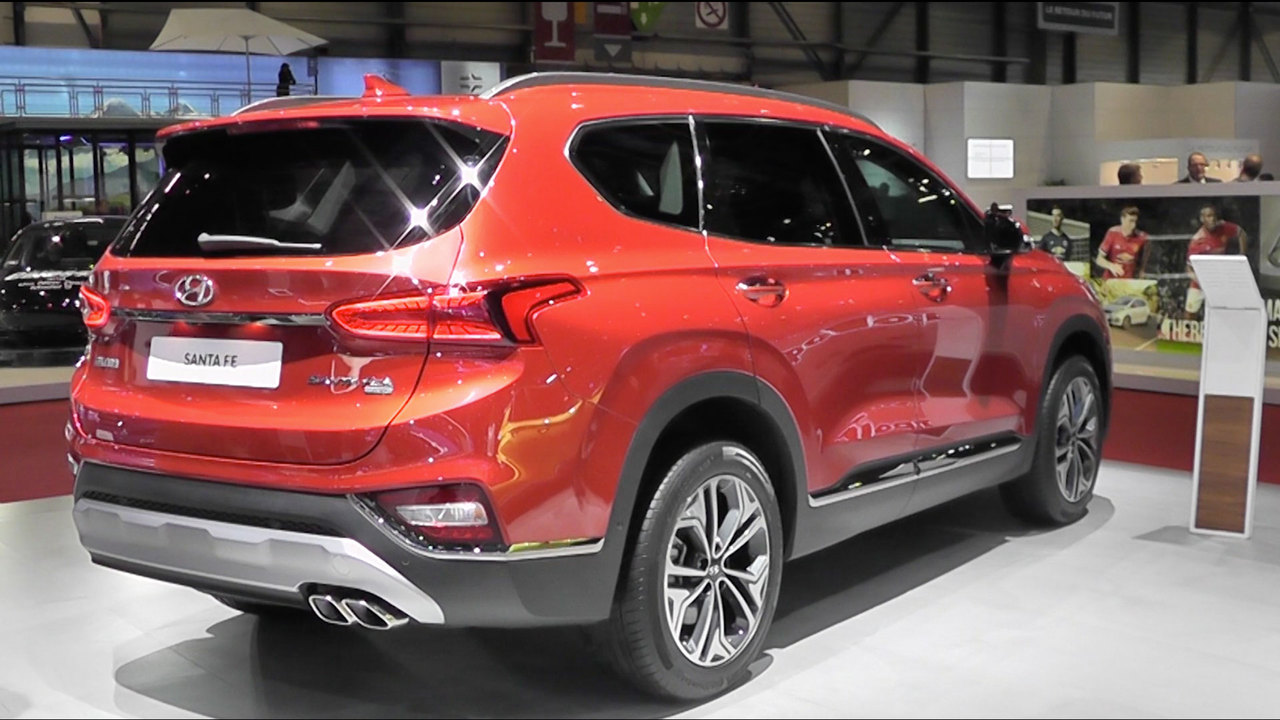 10 Reasons Why The Hyundai Santa Fe Is Shaking Up SUVs