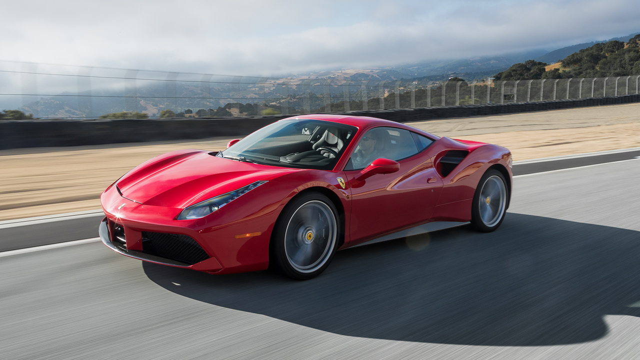 2016 Ferrari 488 GTB Hot Lap! - 2017 Best Driver's Car Contender