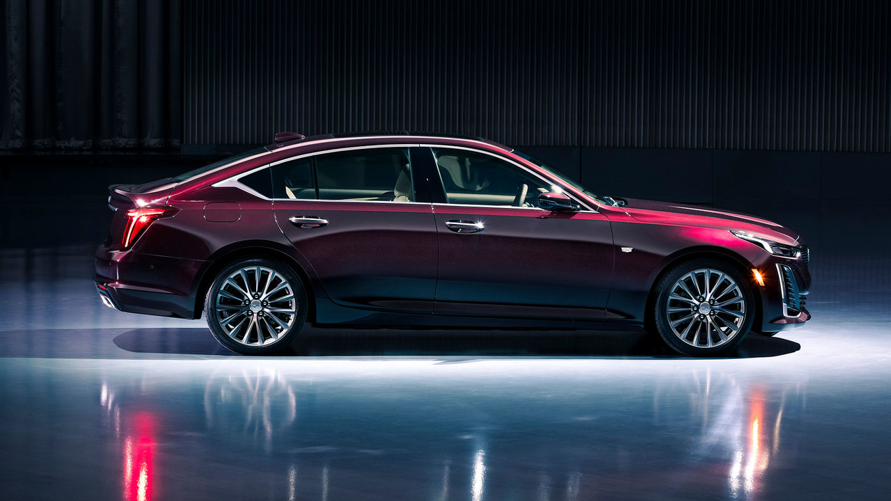 5 Cool Things: The New Cadillac CT5