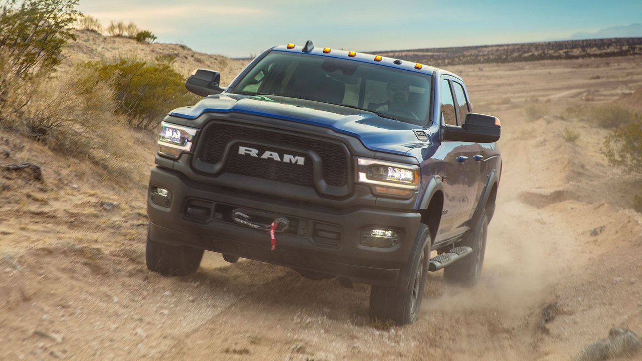 8 Reasons Why the Ram Heavy Duty Is the Ultimate Luxury Hauler