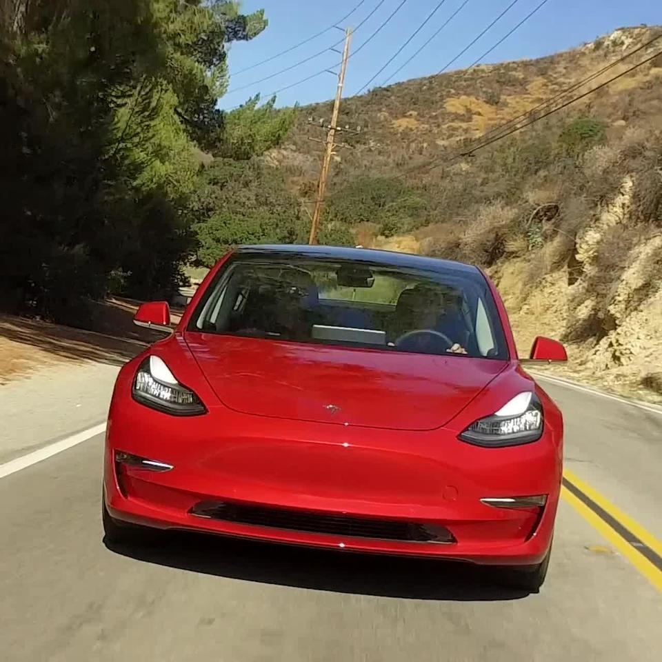 10 things you need to know about the Tesla Model 3: