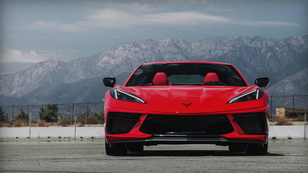 First Test: 2020 Chevy Corvette C8