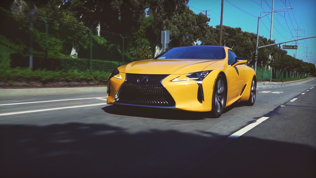Toe 2 Toe: the 2020 Lexus LC 500