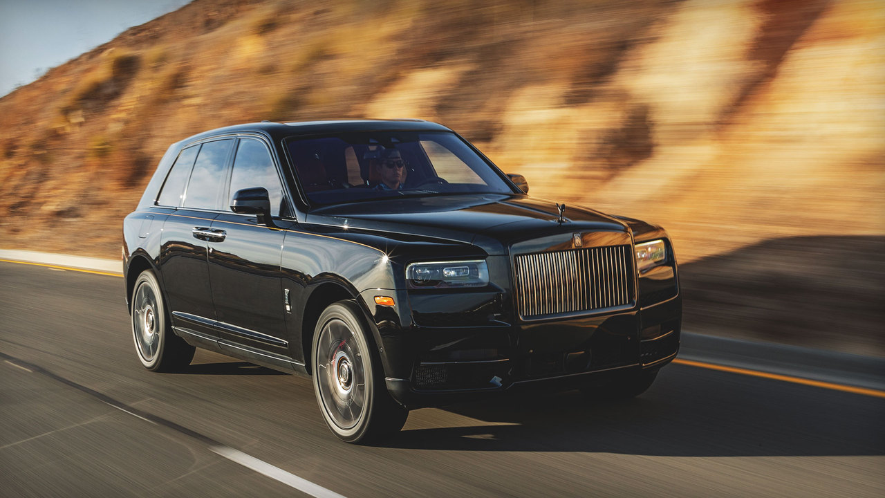 First Test: 2020 Rolls-Royce Cullinan