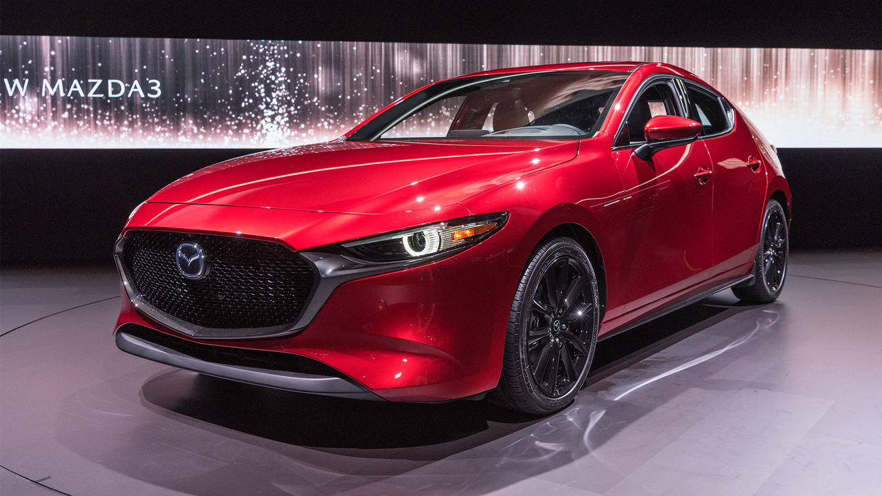 8 Reasons Why the 2019 Mazda3 Is an Upscale Compact Car