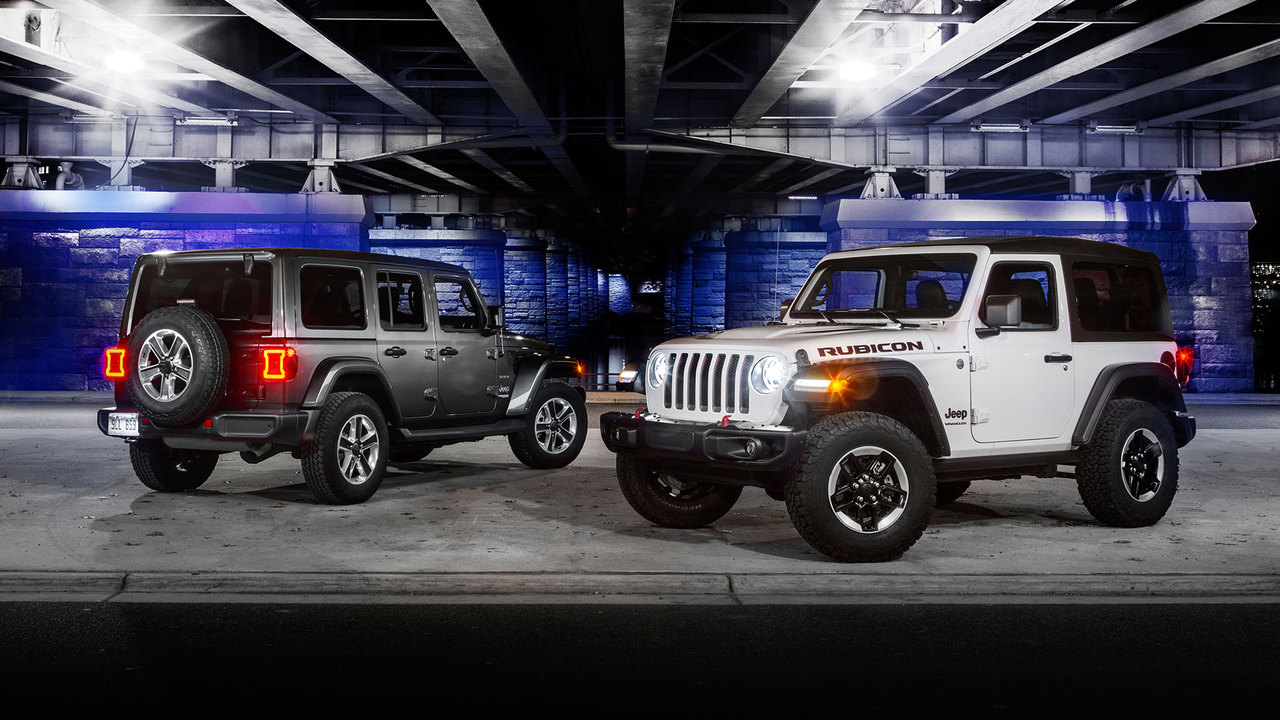 MotorTrend's 2019 SUV of the Year: The Jeep Wrangler