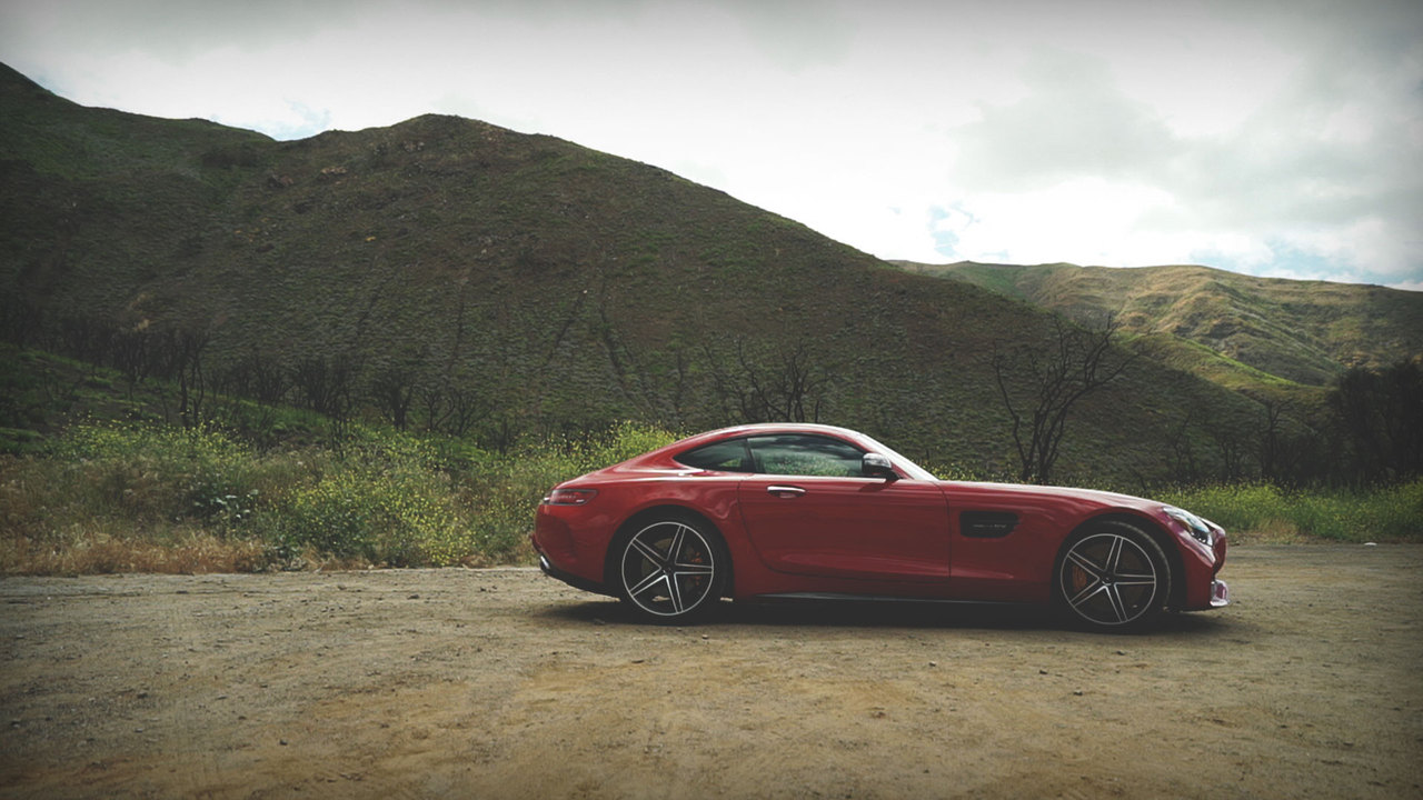 Behind the Wheel: the 2019 Mercedes-AMG GT C Coupe
