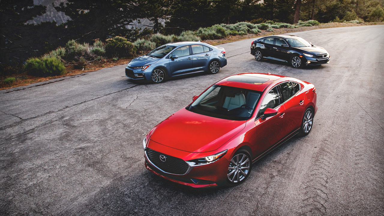 The Breakdown: Compact Sedan Three-Way Comparo