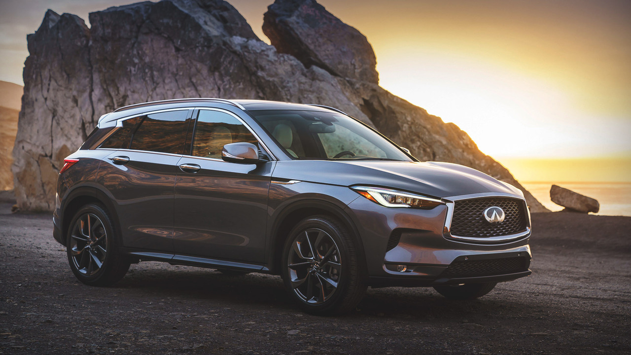 From the Press Room: the 2019 Infiniti QX50