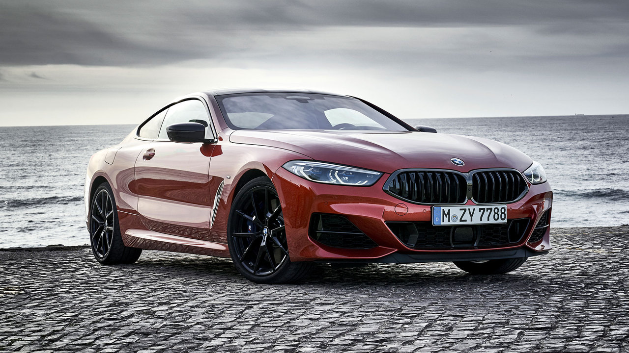Jonny Lieberman Drives the New 8-Series—the Ultimate BMW Coupe
