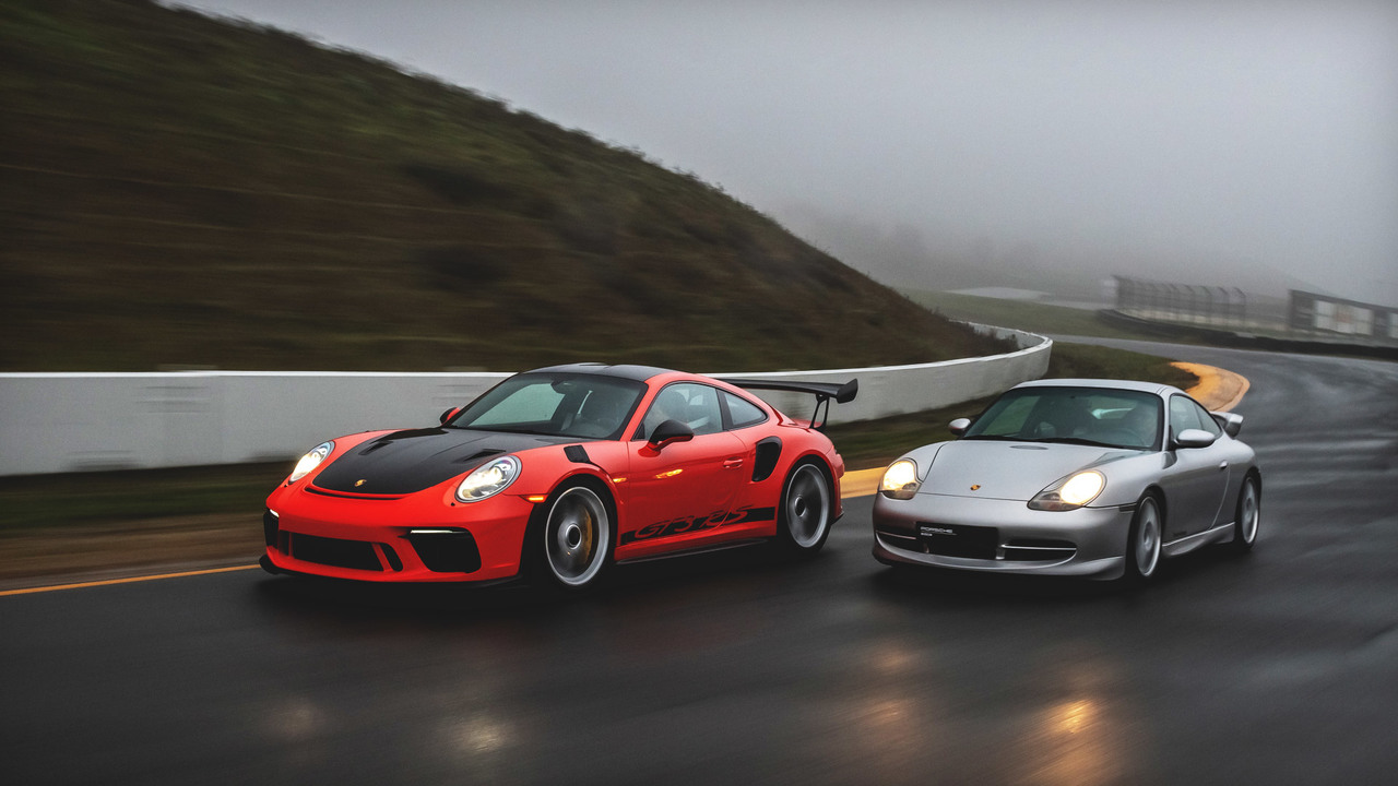 996 v. 991: What's the Ultimate Porsche GT3?