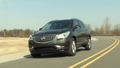 2013 Buick Enclave Driving Footage