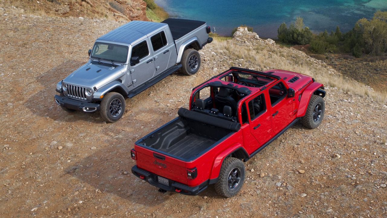 Behind the Wheel: The 2020 Jeep Gladiator Rubicon