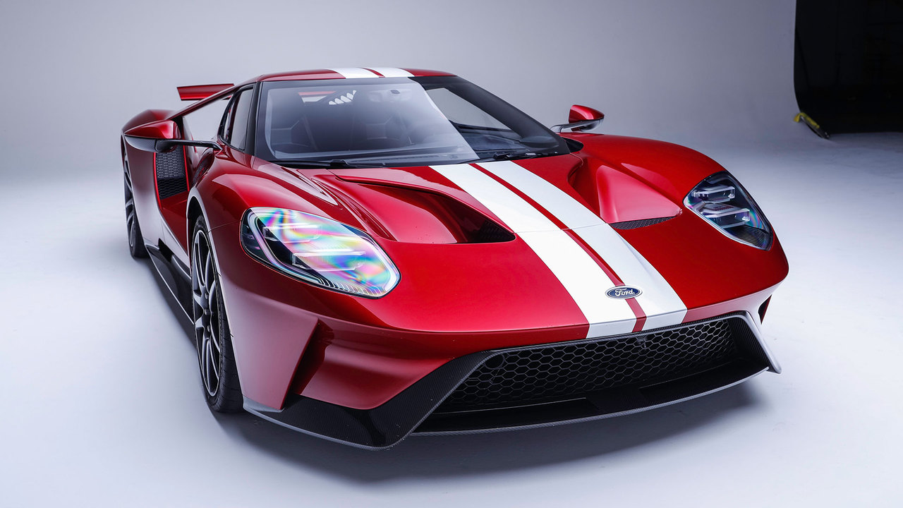 Behind the Wheel: Jonny Lieberman Drives Ford's Ultimate Supercar