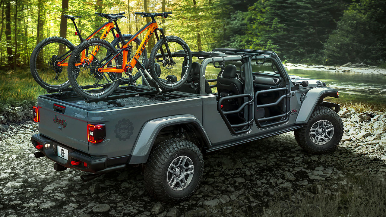 9 Reasons Why You Need a Jeep Gladiator