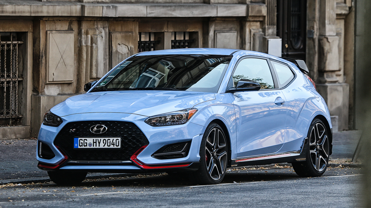 8 Reasons Why the Veloster N Is a True GTI Competitor