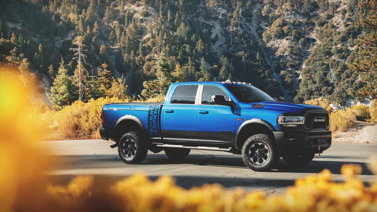 2020 MotorTrend Truck of the Year: the Ram HD