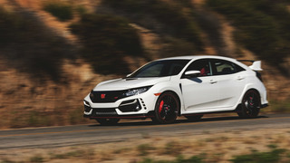 MotorTrend Hot Laps With Randy Pobst: 2020 Honda Civic Type-R