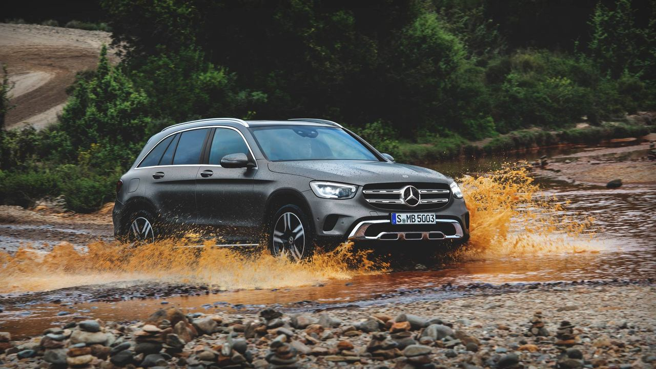 From the Press Room: the 2020 Mercedes AMG GLC