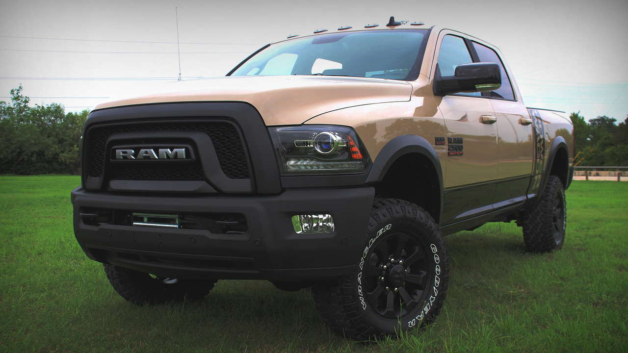 From the Press Room: The Ram 2500 Power Wagon