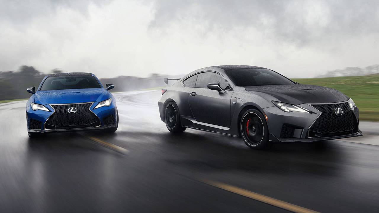7 Reasons Why the Lexus RC F Track Edition Is a Track Hero