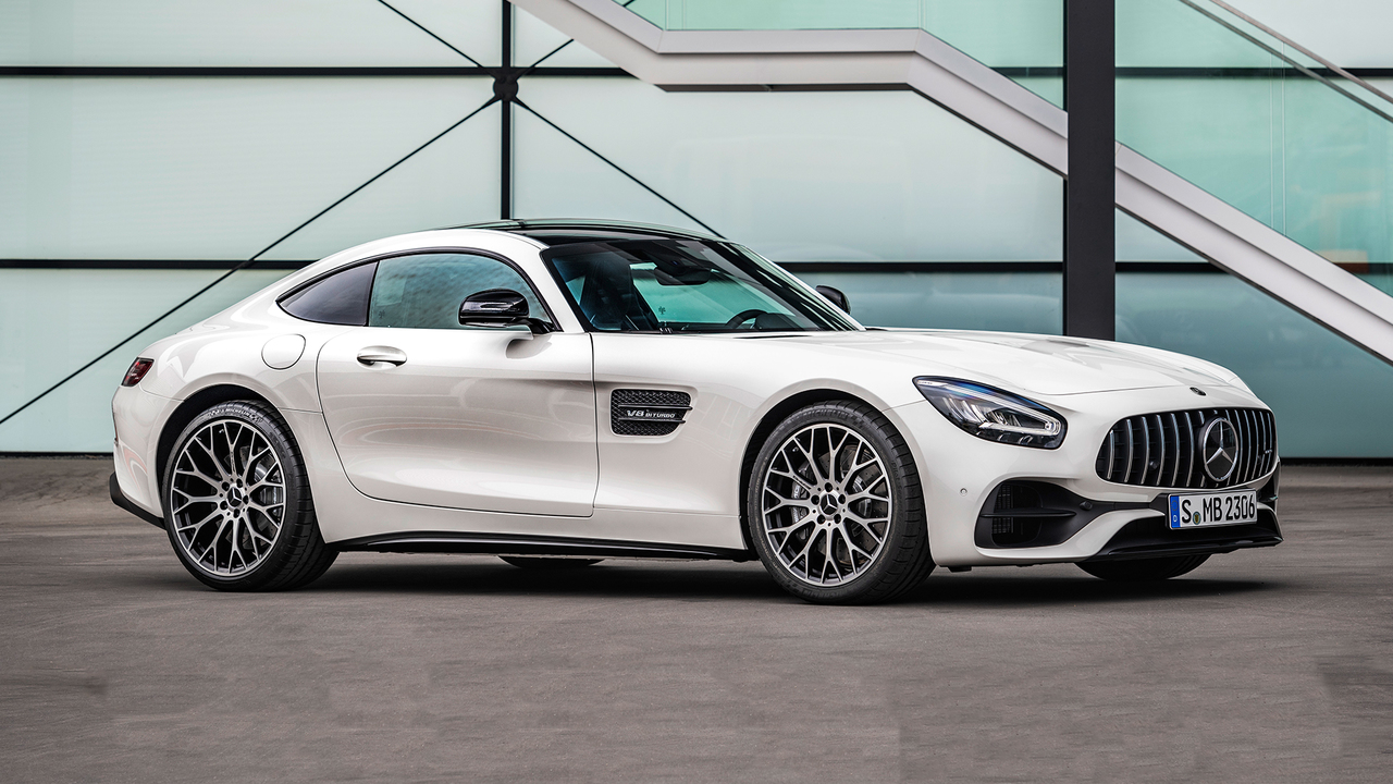 8 Reasons Why the Mercedes-AMG GT C Is the Best GT