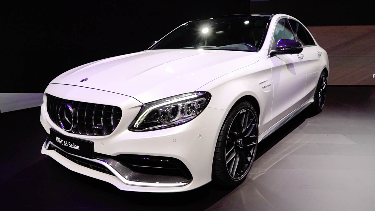 10 Reasons the Mercedes-AMG C63 Has the BMW M3 Running Scared