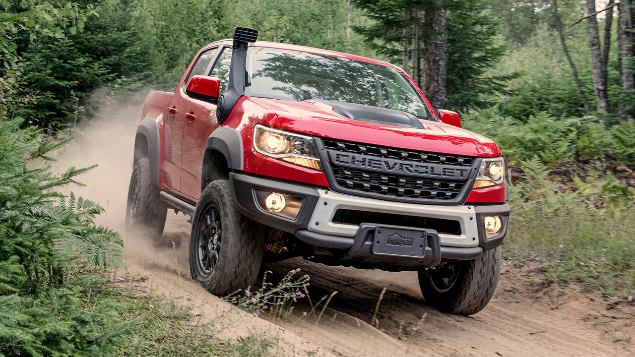 Behind the Wheel: The 2019 Chevrolet Colorado ZR2 Bison