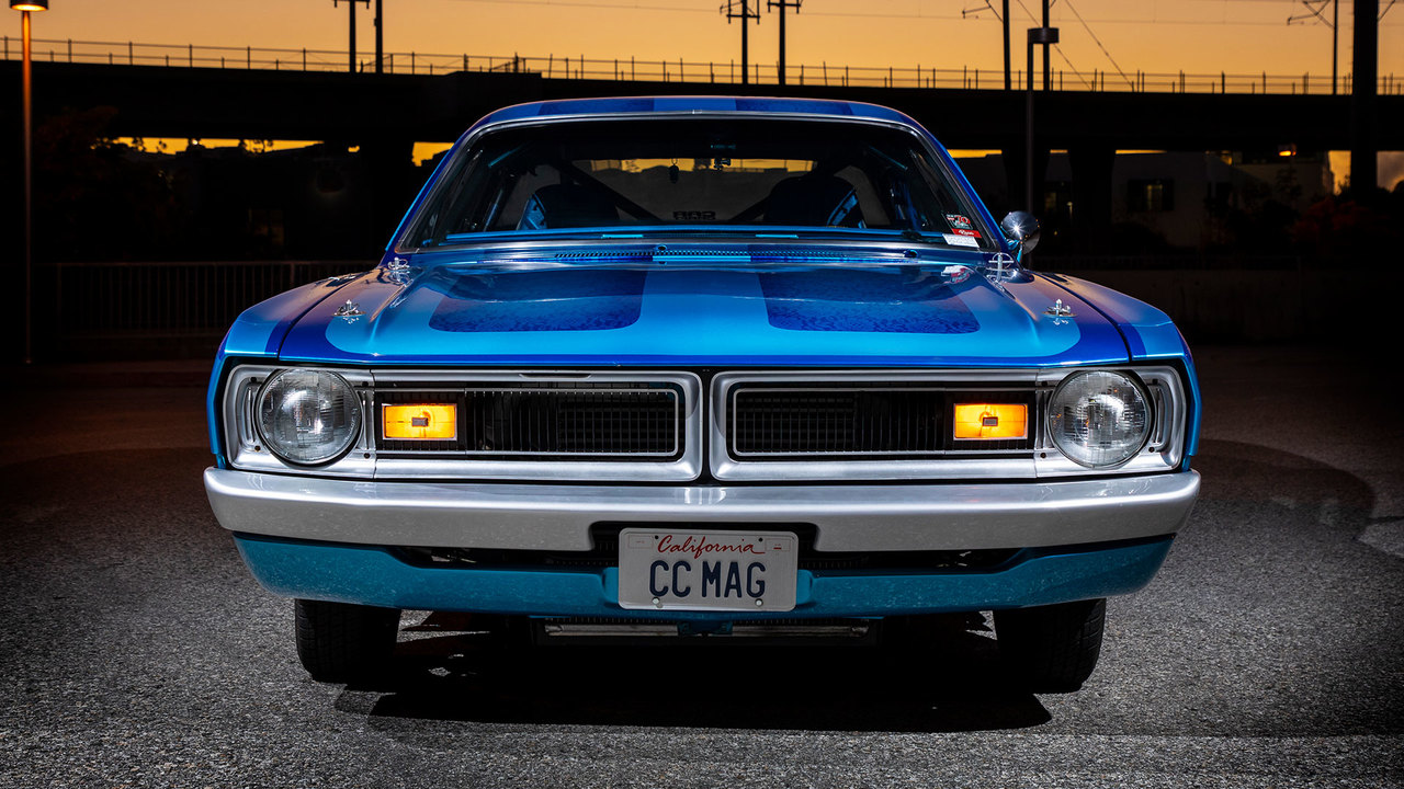 8 Reasons Why This '71 Dodge Demon Is Barely Street Legal