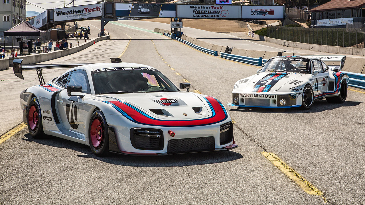 Best Of: 8 Iconic Porsches From Rennsport Reunion's Heritage Display