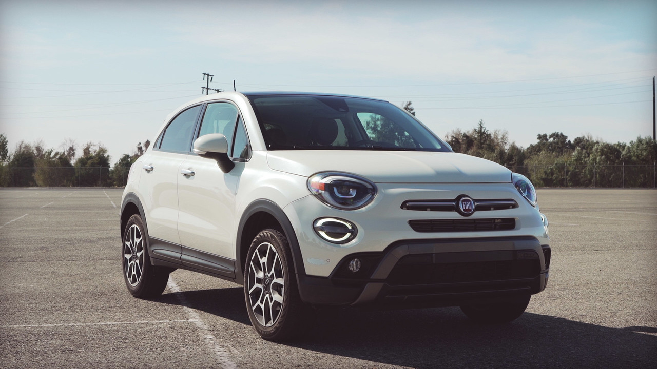 First Test: 2019 Fiat 500X AWD