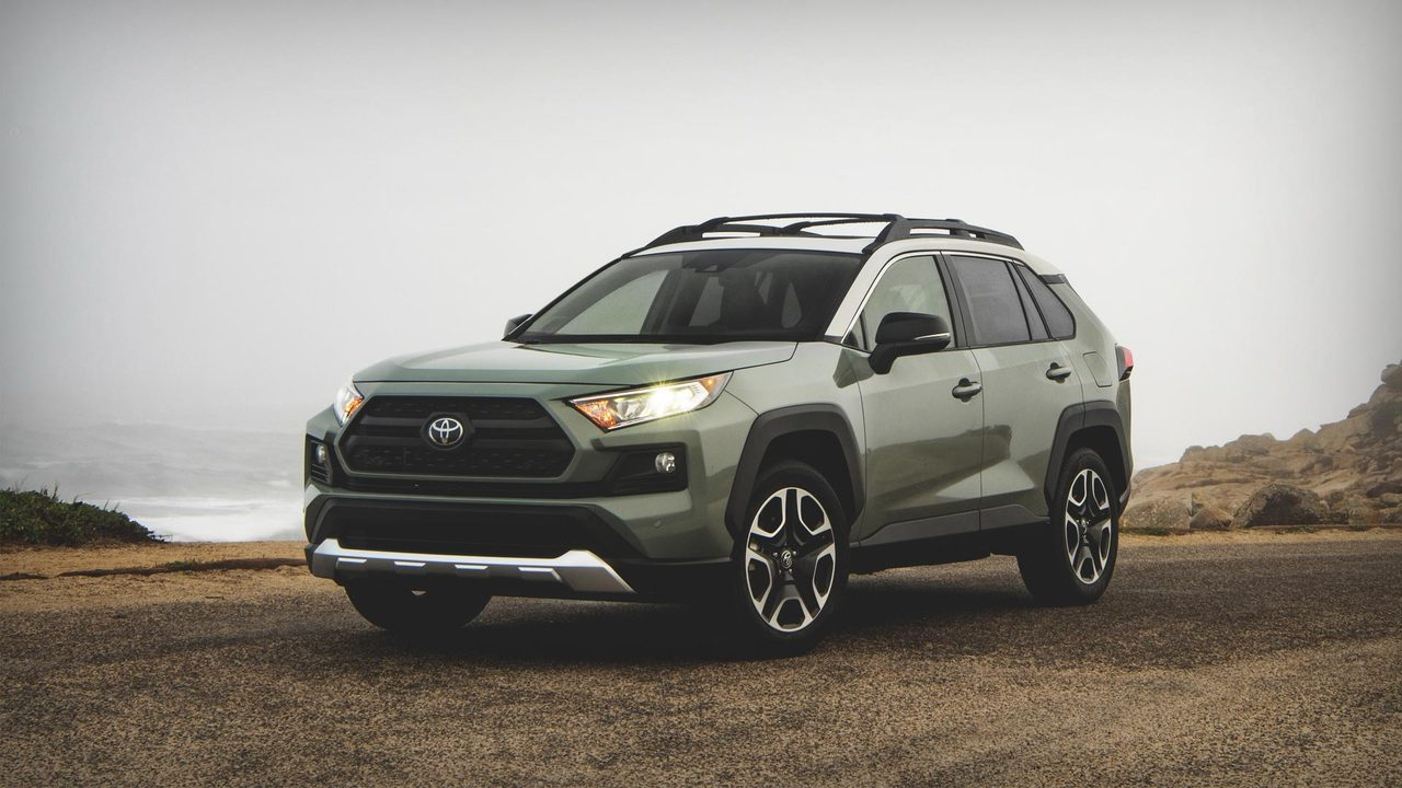 Need to Know: What's Underneath the 2019 Toyota RAV4 Adventure?