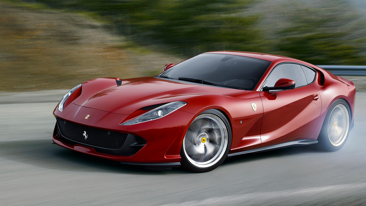 7 Reasons why the Ferrari 812 Superfast Earns Its Name