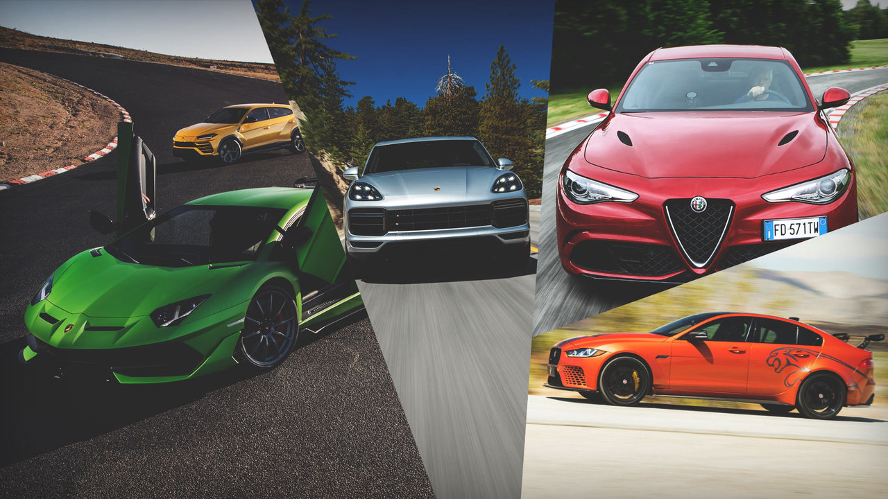 Watch This: MotorTrend Attempts Five Lap Records in One Day