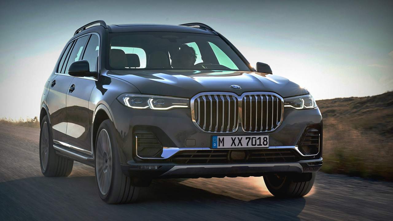 From the Press Room: The BMW X7