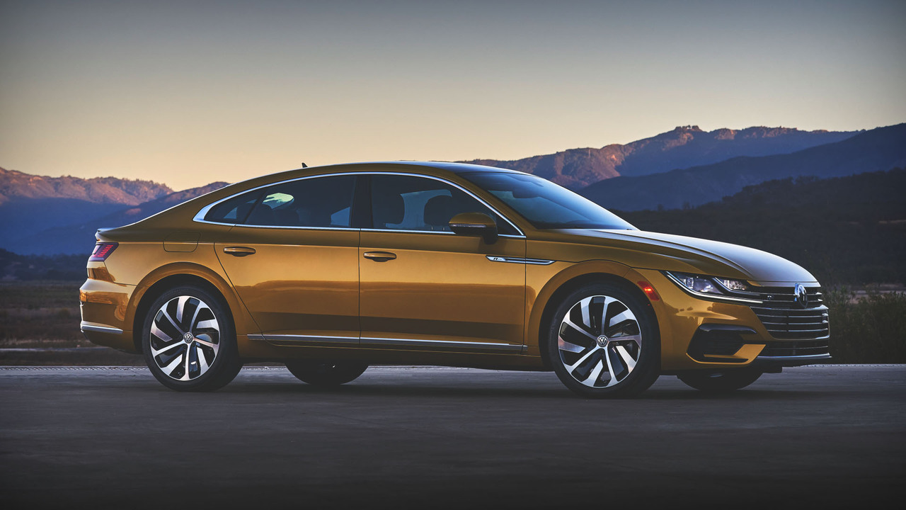 7 Reasons Why the 2019 Volkswagen Arteon Is a Super-Fancy VW