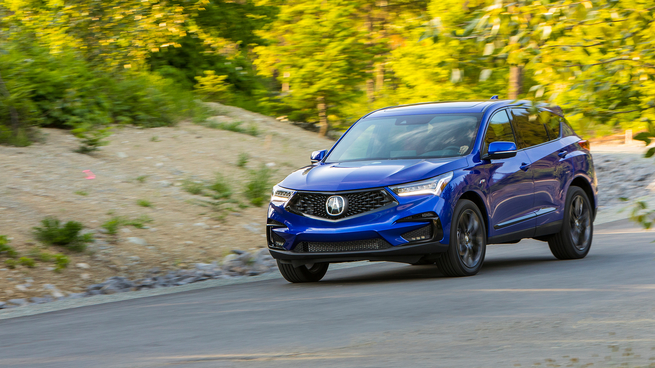 8 Reasons Why the Acura RDX Is Poised to Lead the Segment