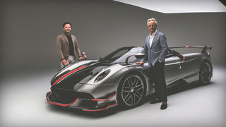 MT Exclusive: Horacio Pagani Answers Questions From Our Social Followers
