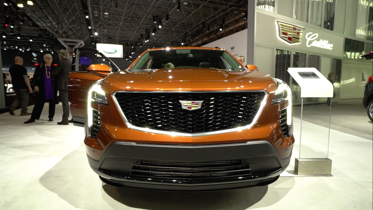 10 Reasons The Cadillac XT4 Could Be Your Next Luxury SUV