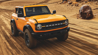 MT Exclusive: A Super-Secret Early Look at the 2021 Ford Bronco