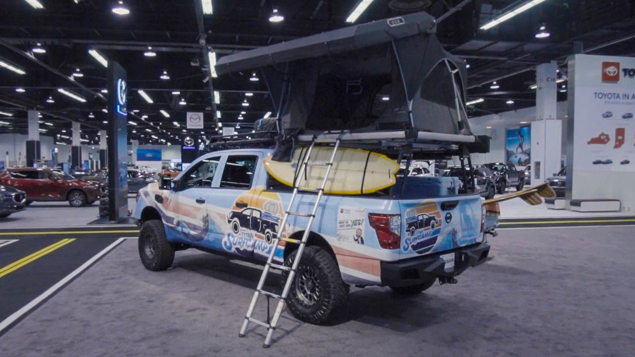 8 Reasons Why the Nissan Titan XD Surfcamp Is a Surfer's Dream