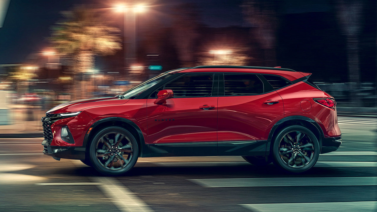 Behind the Wheel: The 2019 Chevrolet Blazer